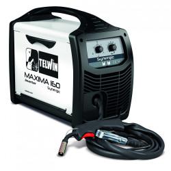 Сварочный полуавтомат TELWIN MAXIMA 160 SYNERGIC 230V / 816085